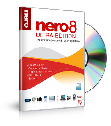 nero 8 ultra edition 8.3.20